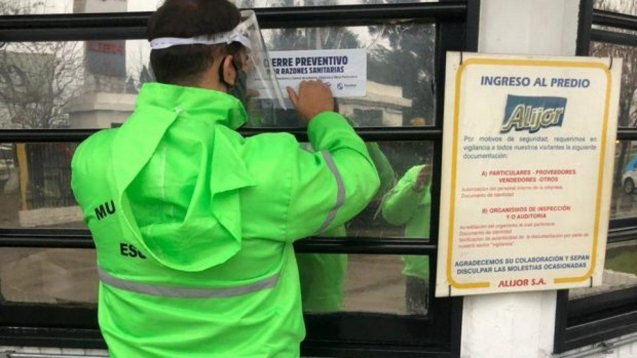 Coronavirus: un trabajador de Alijor, la primera víctima fatal del ...